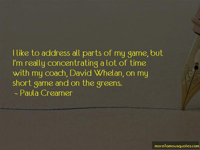 Whelan Quotes