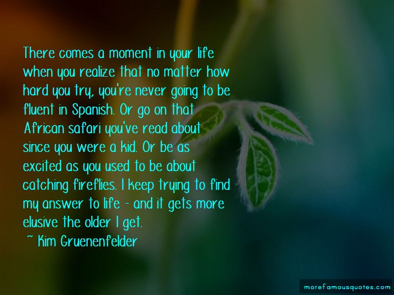 When Life Gets Hard Keep Going Quotes Top 1 Quotes About When Life