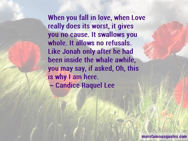 When You Fall In Love Quotes Pictures 2