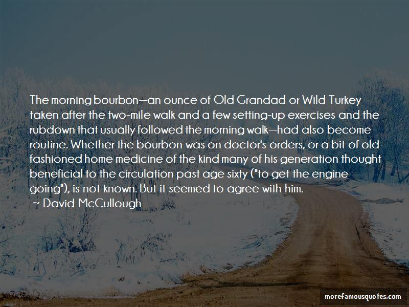Wild Turkey Bourbon Quotes