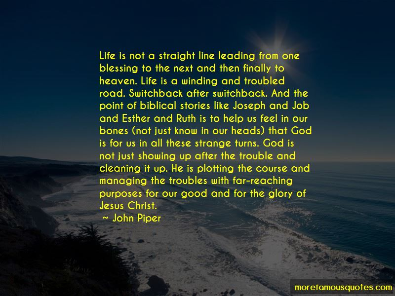 Winding Road Life Quotes Pictures 2