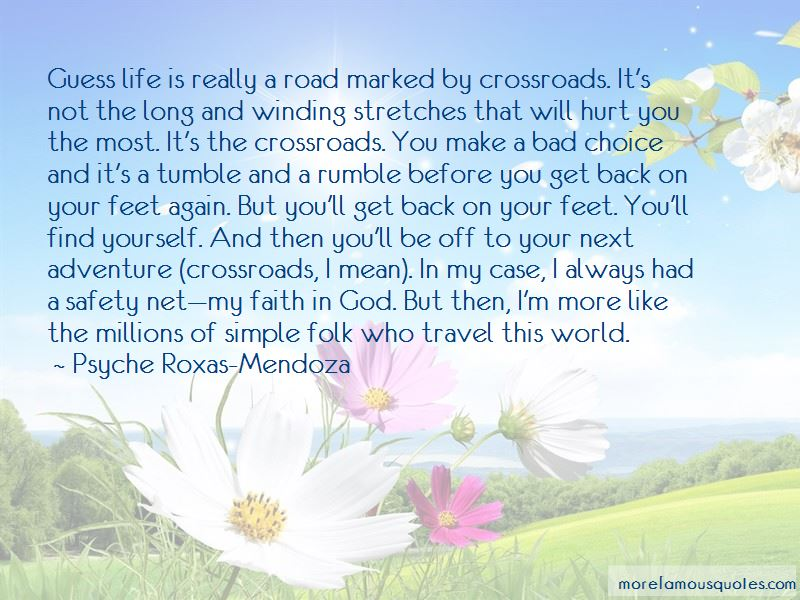 Winding Road Life Quotes