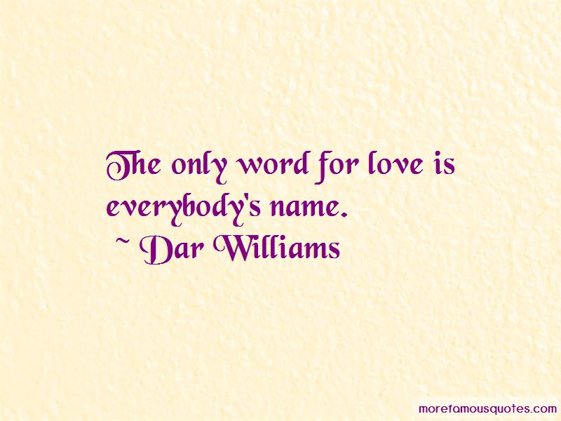 Word For Love Quotes Pictures 3