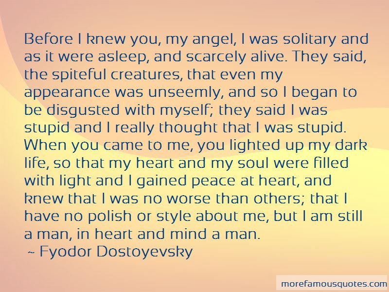 You My Angel Quotes Pictures 4