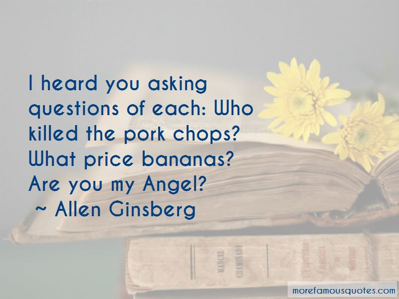 You My Angel Quotes
