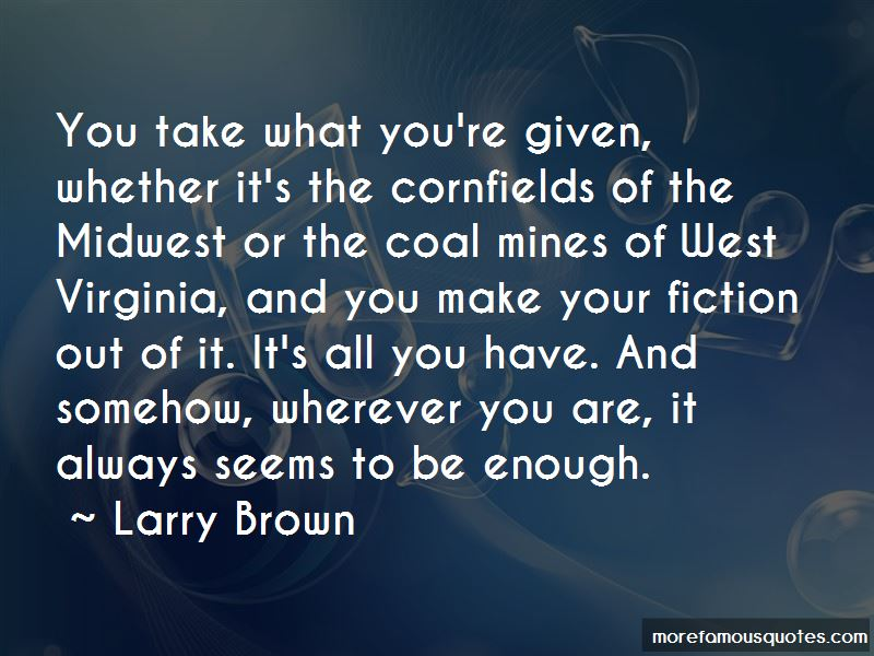 Your All Mines Quotes