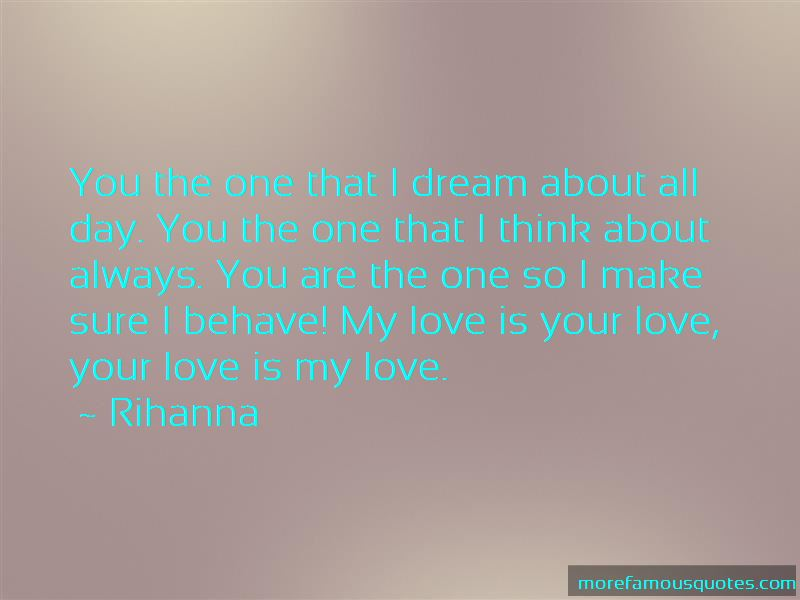 Your Love Is My Quotes Pictures 2