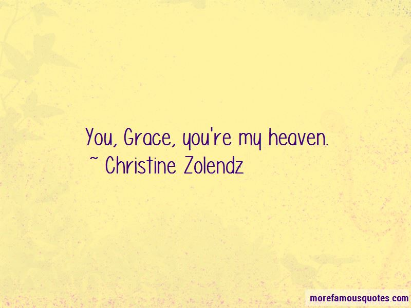 You're My Heaven Quotes Pictures 2