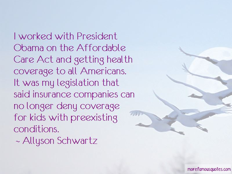 Affordable Care Act Insurance Quotes