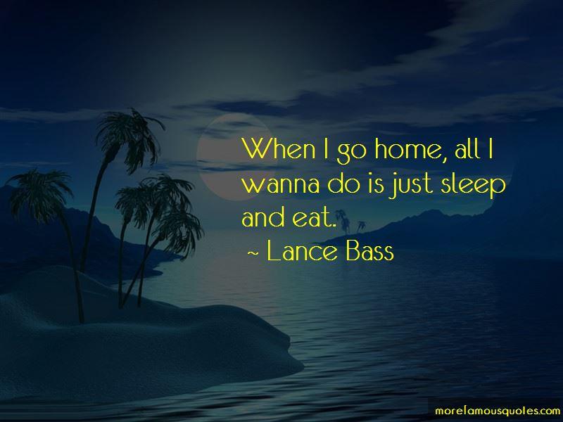 All I Wanna Do Is Sleep Quotes