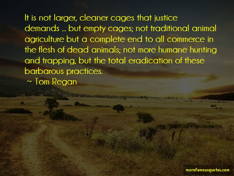 Animal Trapping Quotes