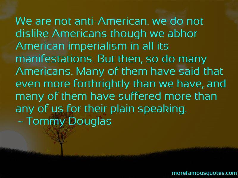 Anti Us Imperialism Quotes