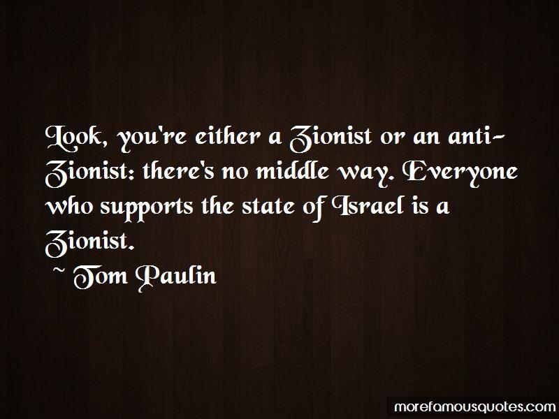 Anti Zionist Quotes