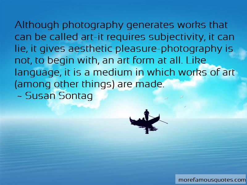 Art Vs Photography Quotes Pictures 4