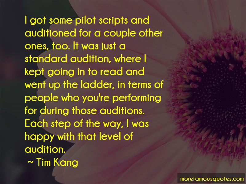 Audition Quotes Pictures 3