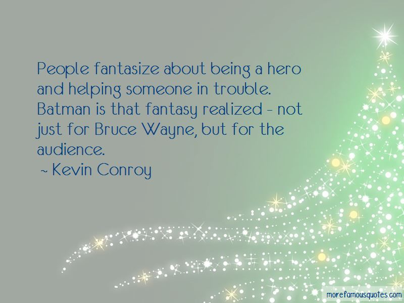 Batman Hero Quotes