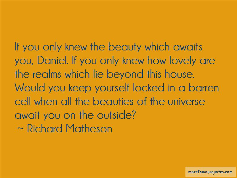 Beauty From The Outside Quotes Pictures 2