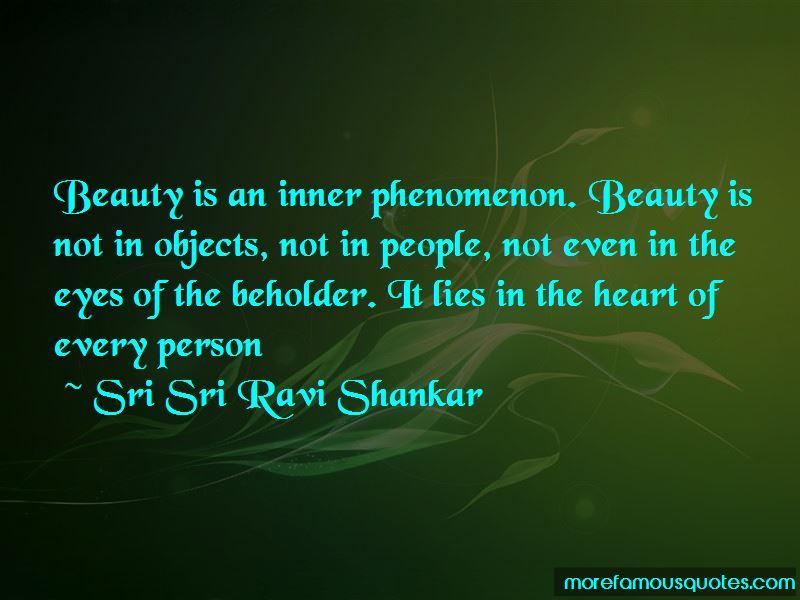 speech on beauty lies in the eyes of beholder