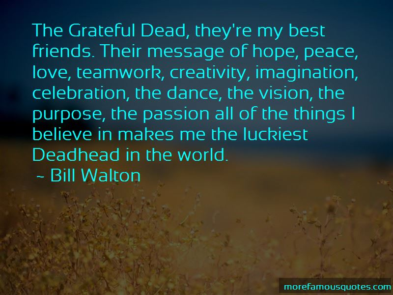 Best Grateful Dead Love Quotes