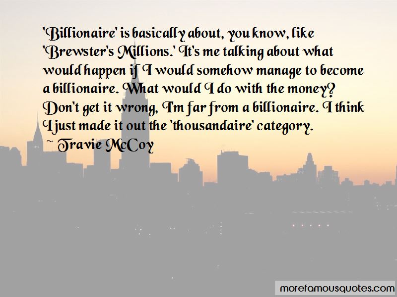 Brewster's Millions Quotes
