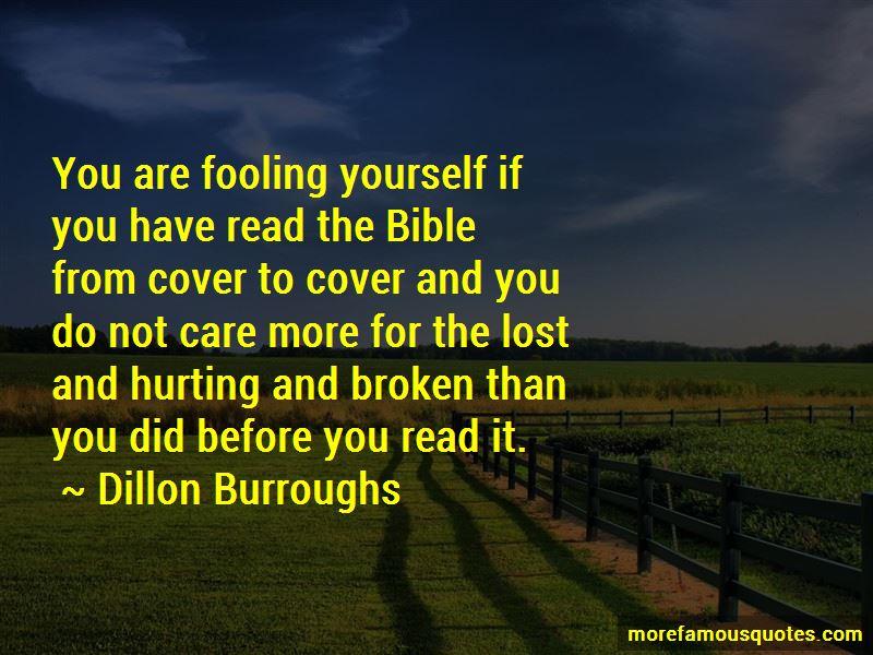 Broken Bible Quotes