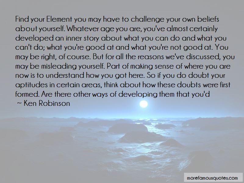 Challenge Beliefs Quotes Pictures 2