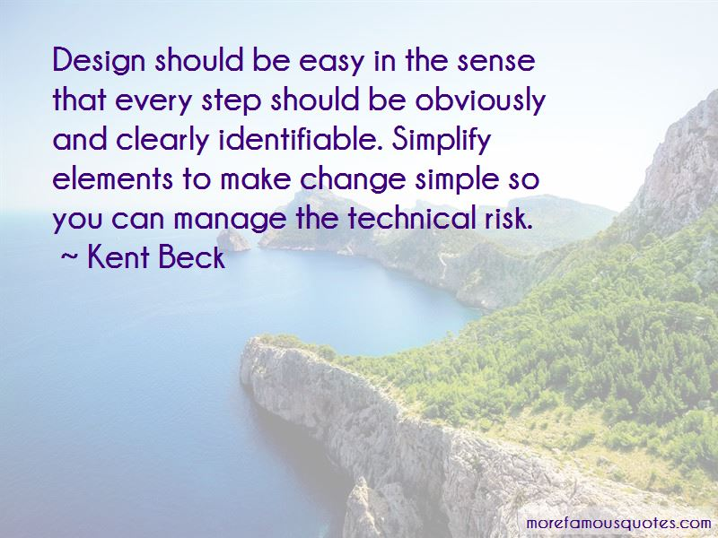 Change By Design Quotes