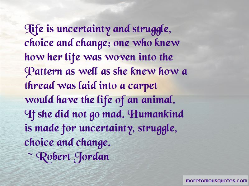 Choice And Quotes