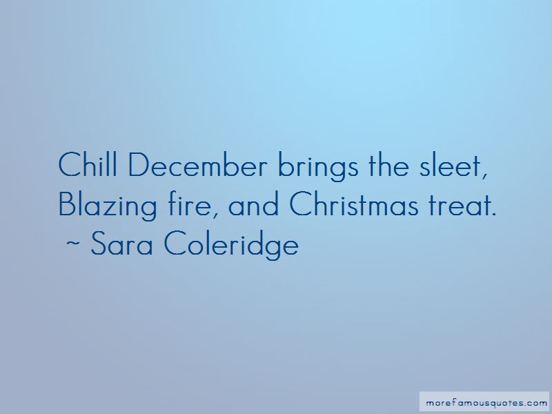 Christmas Treat Quotes