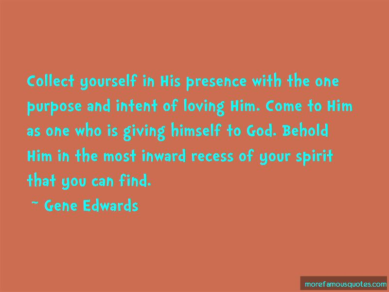 Collect Yourself Quotes