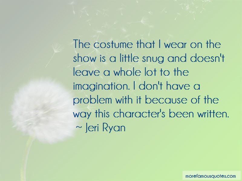 Costume Quotes