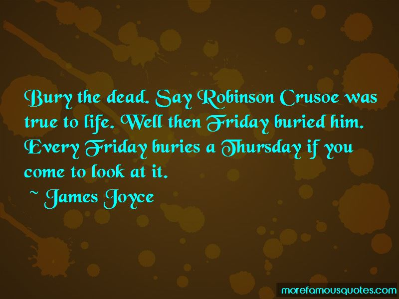 Crusoe Friday Quotes Pictures 2