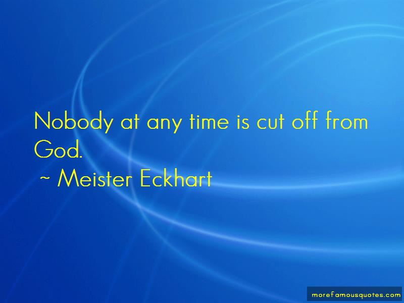 Cut Off Time Quotes Pictures 2