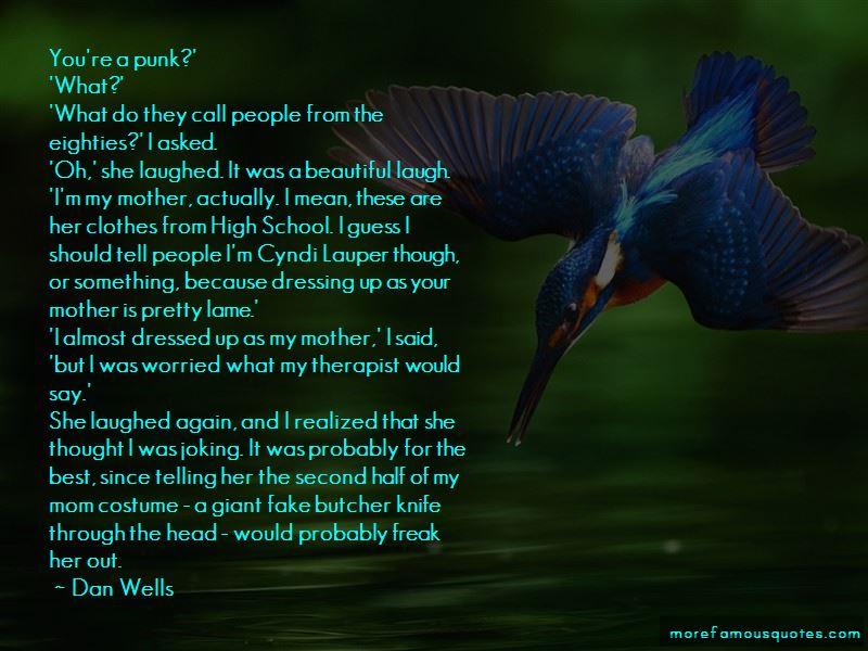 Cyndi Lauper Best Quotes