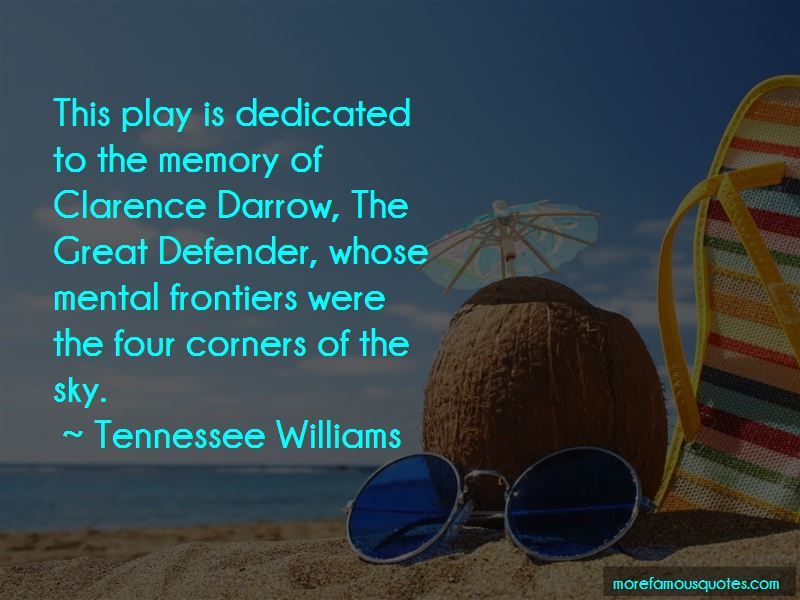 Darrow Clarence Quotes
