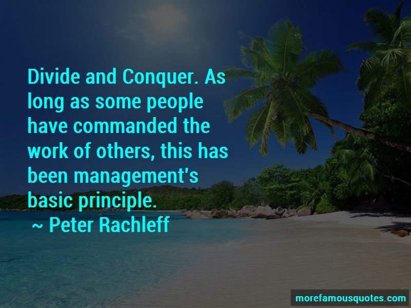 Divide And Conquer Quotes Pictures 3