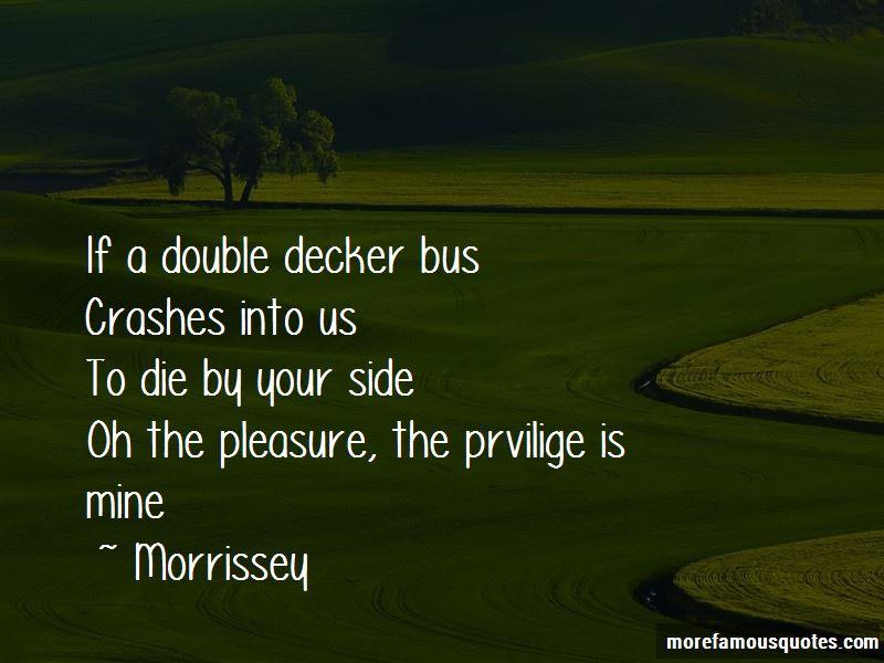 Double Decker Bus Quotes Pictures 4
