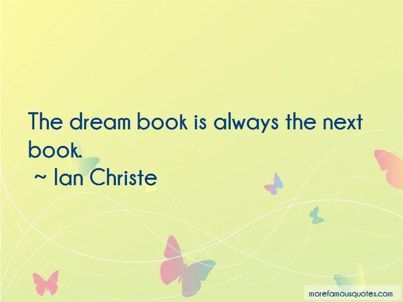 Dream Book Quotes