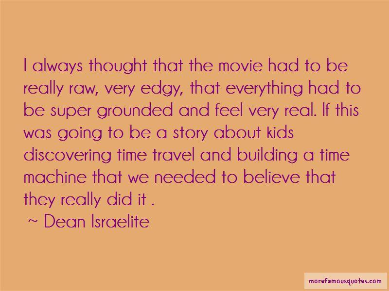 Edgy Movie Quotes