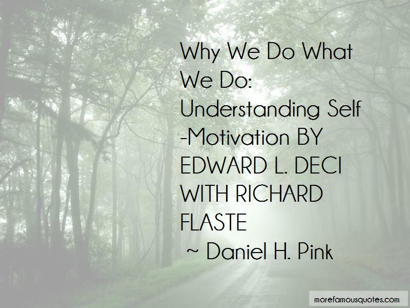 Edward Deci Quotes Pictures 2