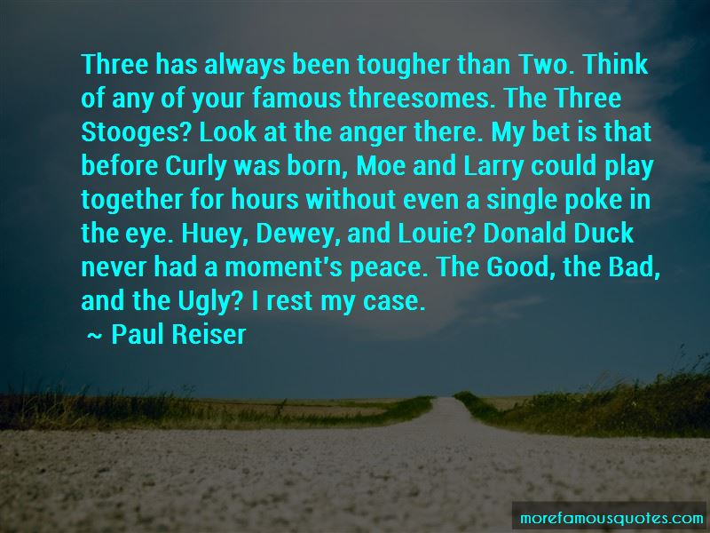 Famous Stooges Quotes