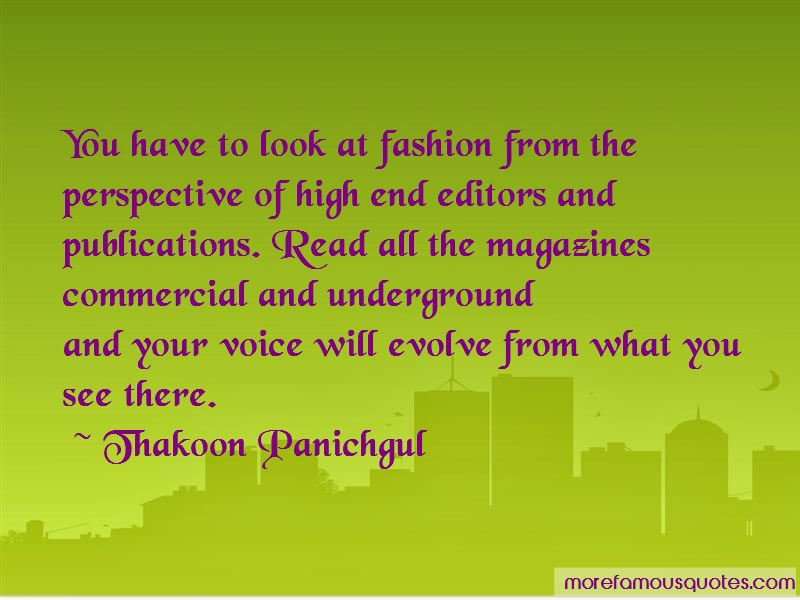 Fashion Evolve Quotes Pictures 4