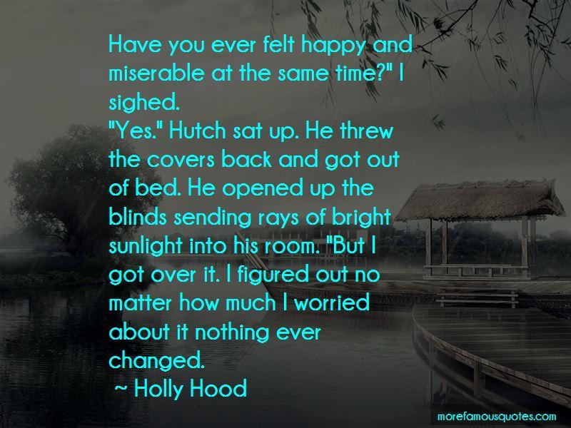 Felt Happy Quotes Pictures 2