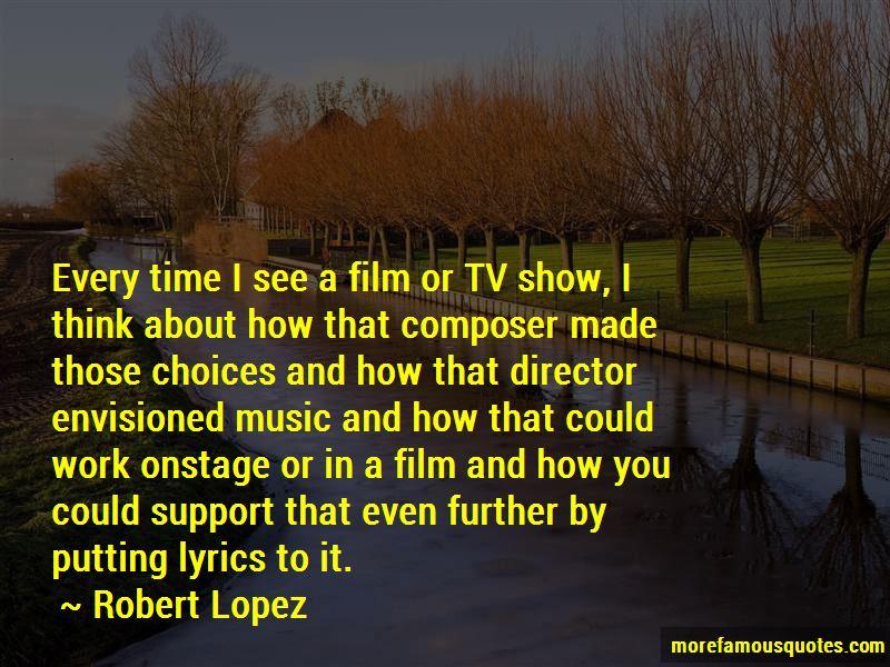 Film Music Composer Quotes