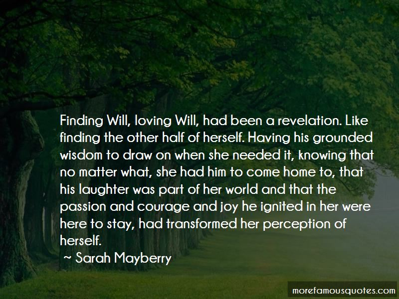 Finding The Other Half Quotes Pictures 2