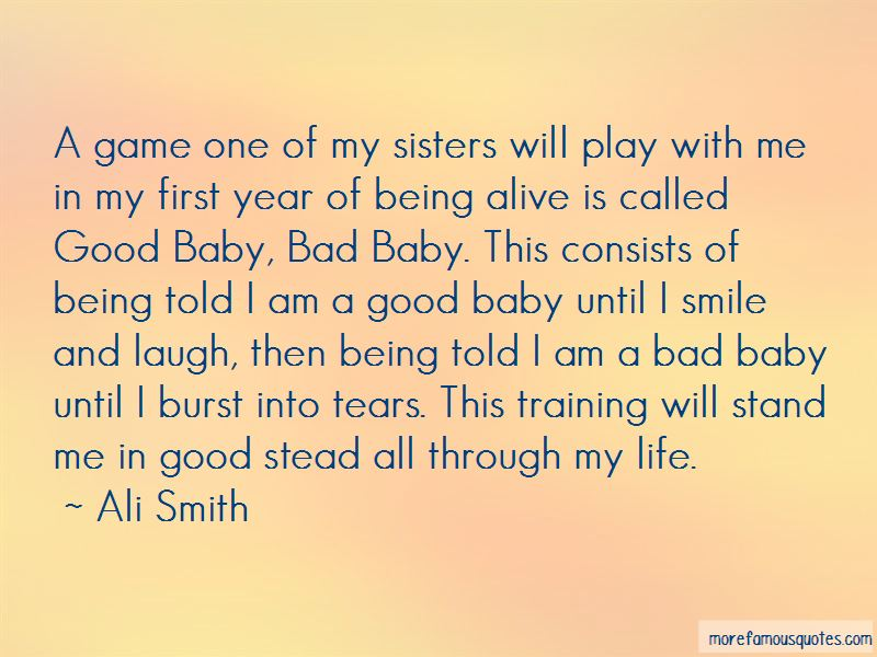 First Smile Baby Quotes Pictures 4