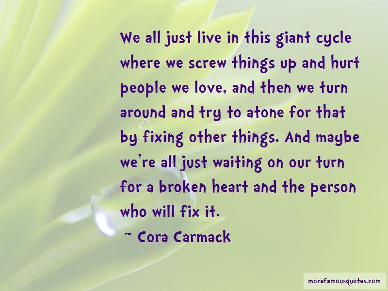 Fix My Broken Heart Quotes Pictures 3