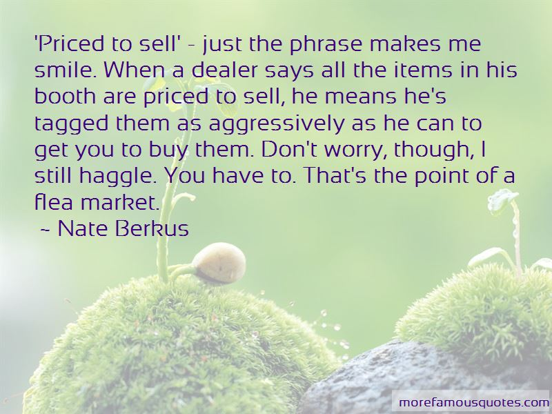 Flea Market Quotes Pictures 4