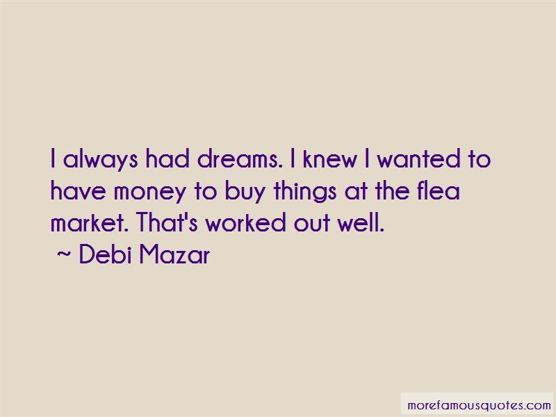 Flea Market Quotes