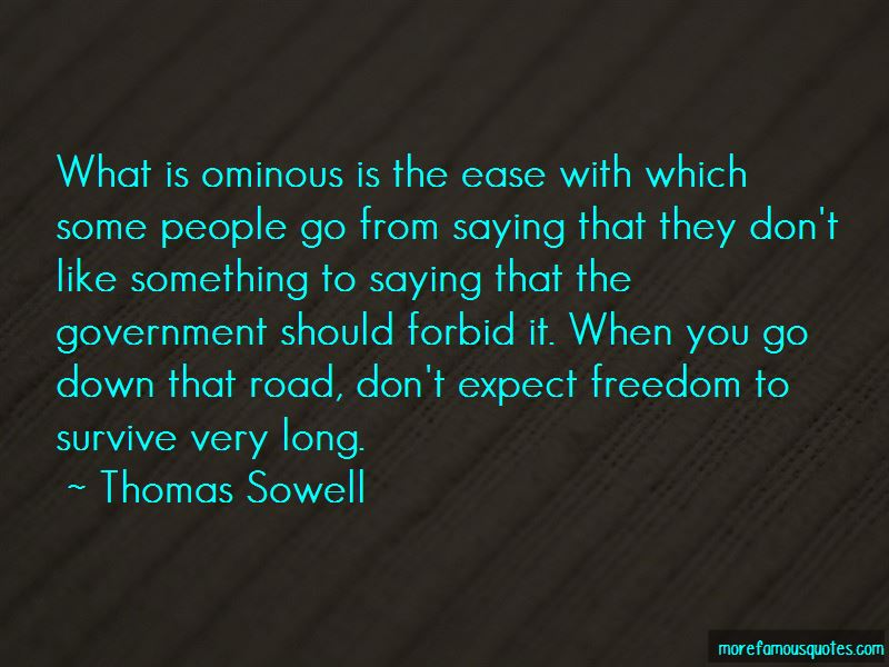 Freedom Of The Road Quotes